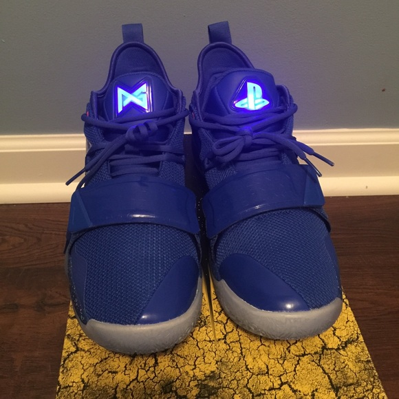 new arrivals e48ca 2e24a Paul George PlayStation Men's size 10 brand new NWT